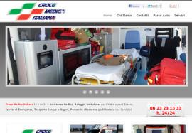 Croce medica italiana