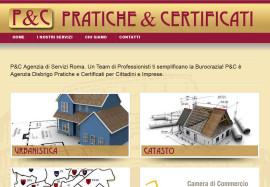 P&C Pratiche e Certificati