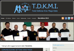 T.D.K.M.I. Total Defense Krav Maga Italia